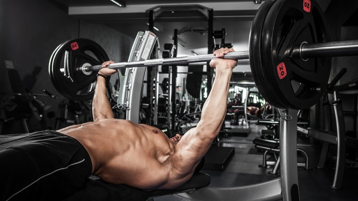 Rx Realm   How to Do the Bench Press For a Bigger and Stronger Chest